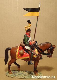 Trooper, Austrian Uhlans, 1809 Del Prado: Cavalry of the Napoleonic Wars