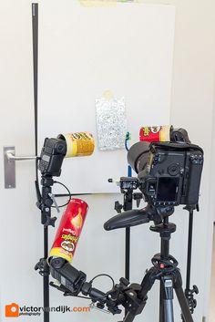 Setup shot for toothbrush