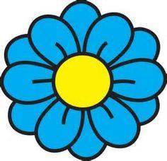 106 best clip art flowers images on pinterest flower art art rh pinterest com navy blue flower clip art blue flowers clip art border