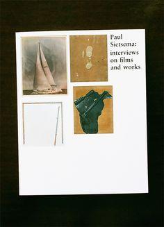 Paul Sietsema: interviews on films and works Manuel Raeder