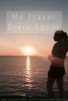 A Modern Odyssey: An account of my turbulent journey of nearly 50 days in Egypt, after taking a plunge into the unknown in an aim to escape and rediscover myself.