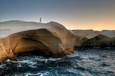Beautiful Greek islands - Milos