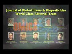 The Journal of Biofertilizers & Biopesticides is an international, peer-reviewed journal publishing an overview of human research on substance abuse which includes the contents geared towards behavioral, psychological, genetic, neuro-biological, and pharmacological aspects.
