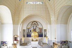 Otto Wagner's Church of St. Leopold in fin de siecle Vienna
