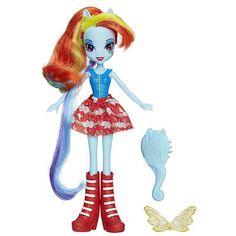 My Little Pony Equestria Girls Doll - Rainbow Dash