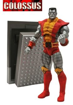 Colossus (x-men) - Marvel Select (20,5cm) #111738 - sapekinhatoys