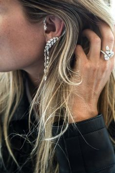 Literal dripping in diamonds. @thecoveteur