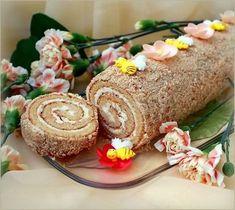 Druh receptu: Sladkosti - Page 13 of 326 - Mňamky-Recepty. Czech Recipes, Russian Recipes, Sweet Desserts, Dessert Recipes, Sweet Pastries, Eat Dessert First, Let Them Eat Cake, Great Recipes, Sweet Tooth