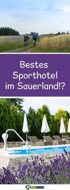 Aktivurlaub im Sauerland im Hotel Freund. Mountainbiken, Reiten, Wandern & Wellness...
