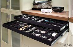 BlogTendenciasyDecoración: 10 Claves para organizar tu vestidor-closet (de forma fácil)