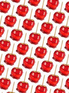 «Candy Apple Pattern» de Kelly Gilleran