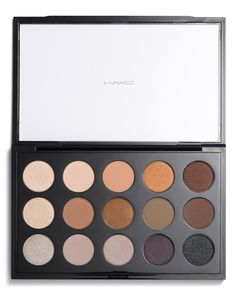 The M·A·C Nordstrom Now Eyeshadow Palette is a well-edited palette, featuring an exclusive combination of 15 new and beloved shades with pops of color and everyday neutrals that are seasonal and on-trend.