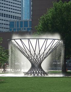 Balance: Symmetrical   There is Balance and unity in this sculpture fountain