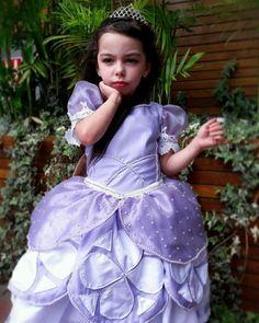 15 Melhores Imagens De Vestido Princesa Sofia Vestido