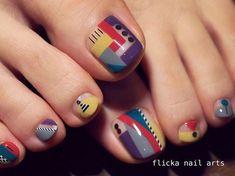 Point P, Mary Janes, Toe Nail Designs, Nails Design, Toe Nails, Nail Nail, Mani Pedi, Trendy Nails, Nail Arts