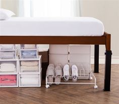 Best Diy Bed Risers Bed Risers Bedrooms And Dorm 640 x 480