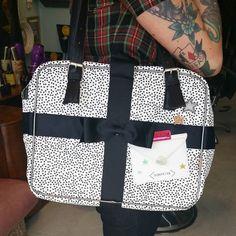 My new weekend bag! #weekend #reeree by rockalily