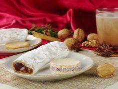 Rolls de dulce de leche, coco y banana en elgourmet