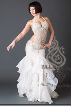 Design by Magic / Model: TIDA / Fig Belly Dance #figbellydance #bellydancecostume #worldwideshipping
