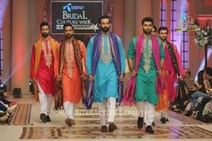 Umar Sayeed Telenor Bridal Couture Week Collection 2014-2015 ~ She-Styles | Fashion Blog