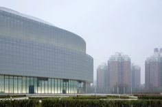 HENN Automotive Expo Museum Beijing, CN Completion 2004 - 2009