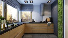Kitchen Room Design, Home Decor Kitchen, Interior Design Kitchen, Home Kitchens, Ikea Kitchen, Modern Kitchen Interiors, Contemporary Kitchen Design, Japanese Home Design, Country Kitchen Farmhouse