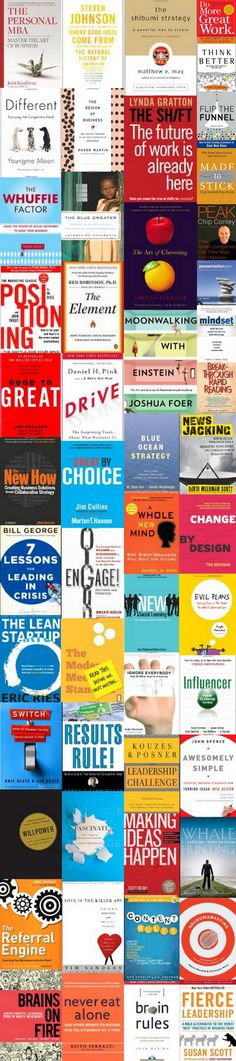 Best Business Books of 2012 - my reading list. 52 books. 52 weeks.