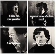 best crossover quote from Doctor Who relating to Sherlock.