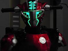 Tokumei Sentai Go-Busters - - Kamen Rider Wizard, Go Busters, Hero Time, Cyborgs, Tech, Technology