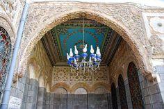 Techo - Damasco, Siria.