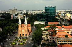 HoChiMinh City, Vietnam www.asianatravelmate.com/viet-nam-tour/classic-tours/compact-viet-nam.html