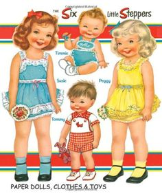 Six Little Steppers Paper Dolls by Paper Dolls,http://www.amazon.com/dp/0979505372/ref=cm_sw_r_pi_dp_Q7BAsb19Q45RC68B