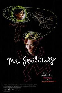 An urbane screwball comedy for the Mr. Jealousy, the sophomore effort from director Noah Baumbach (Kicking and Screaming), is filled with numerous obscure… Kathleen Madigan, Annabella Sciorra, 1990s Movies, Noah Baumbach, Eric Stoltz, Girls Making Out, Kicking & Screaming, Whitney Cummings, The Iron Giant