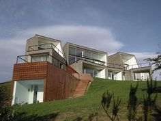 Fabulous contemporary mountain villa above the Patagonian Valley