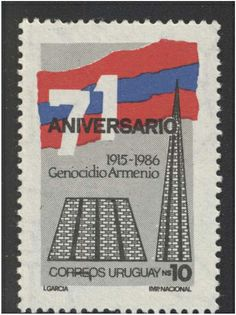 71th anniversary of Armenian Genocide in Western Armenia and Turkey