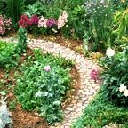 Bogle's Garden City Inc. in Bentonville has so many wonderful things for my backyard paths!
