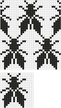 Top 25 ideas about Fair Isle motifs – knitting charts Fair Isle Knitting Patterns, Fair Isle Pattern, Knitting Charts, Knitting Stitches, Cross Stitching, Cross Stitch Embroidery, Cross Stitch Patterns, Crochet Chart, Filet Crochet