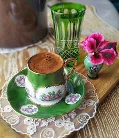 Good morning it's coffee time ~. Coffee Is Life, I Love Coffee, Coffee Art, Coffee Cups, Coffee Lovers, Good Morning Coffee, Coffee Break, Coffee Time, Green Tea Vs Coffee