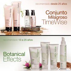 Recomendaciones de productos según tu edad. Consultame por privado para adquirir los productos Mary Kay en https://www.facebook.com/ClaudiaMolinaMaryKay