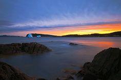 Ocean View in Newfoundland