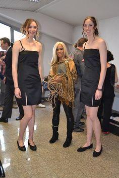 six foot tall woman