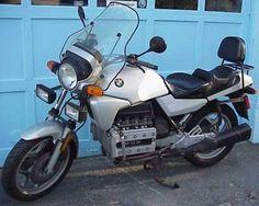 1985 BMW K100 motorcycle