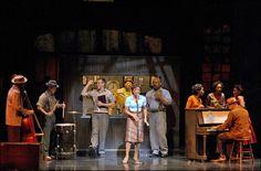 Adam Pascal in Broadway's Memphis