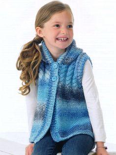Fabulous Crochet a Little Black Crochet Dress Ideas. Georgeous Crochet a Little Black Crochet Dress Ideas. Chunky Knitting Patterns, Knit Patterns, Knitting For Kids, Free Knitting, Knit Vest Pattern, Black Crochet Dress, Knit Crochet, Crochet Vests, Hooded Vest
