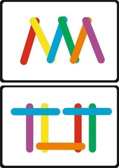 Discover thousands of images about Tikut Montessori Activities, Motor Activities, Kindergarten Math, Infant Activities, Preschool Activities, Visual Perception Activities, Shapes For Kids, Busy Boxes, Math Work
