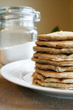For years I bought pancake mix and never really thought of making it myself. The store-bought mix seemed good enough and a lot faster. Then I ran out of mix one day and had to make pancakes from scratch. That's when I discovered that homemade pancakes are delicious, andreally very simple to make, especially if …
