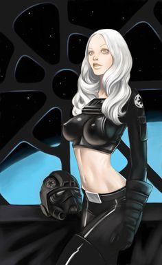 Star Wars - Tie Fighter Pilot by ~darthdifa on deviantART
