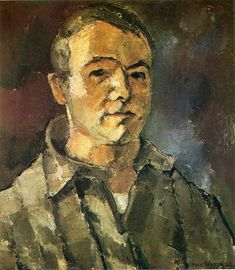 Self Portrait,   Max Weber
