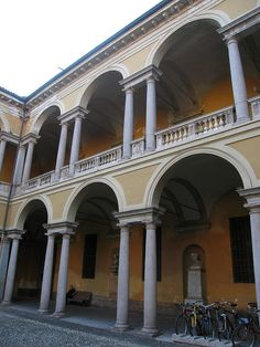 Pavia University, Pavia, Lombardia Italy