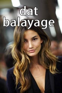 balayage meaning definition
